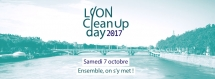 Actus Bureau / 7 oct : Lyon CleanUp day